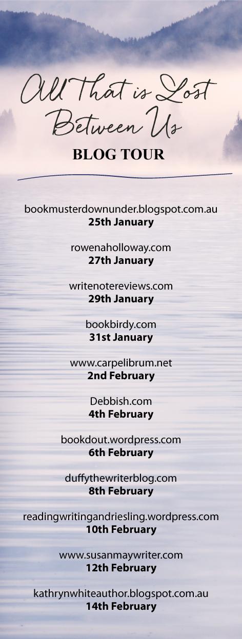 February Blog Tour