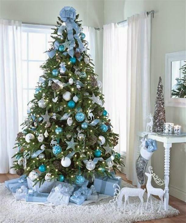 Romeo & its things: Los 15 mejores árboles de Navidad {tradicionales}...