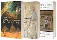 Pachet 3 carti: Programul Terra in Egiptul Antic