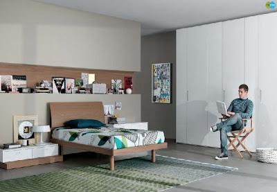 Interior house update teen room design creative misura emme - Interior designs for simple bedroom of teenegers ...