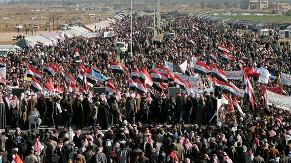 MUSINGS ON IRAQ: Understanding Iraq's Protest Movements ...