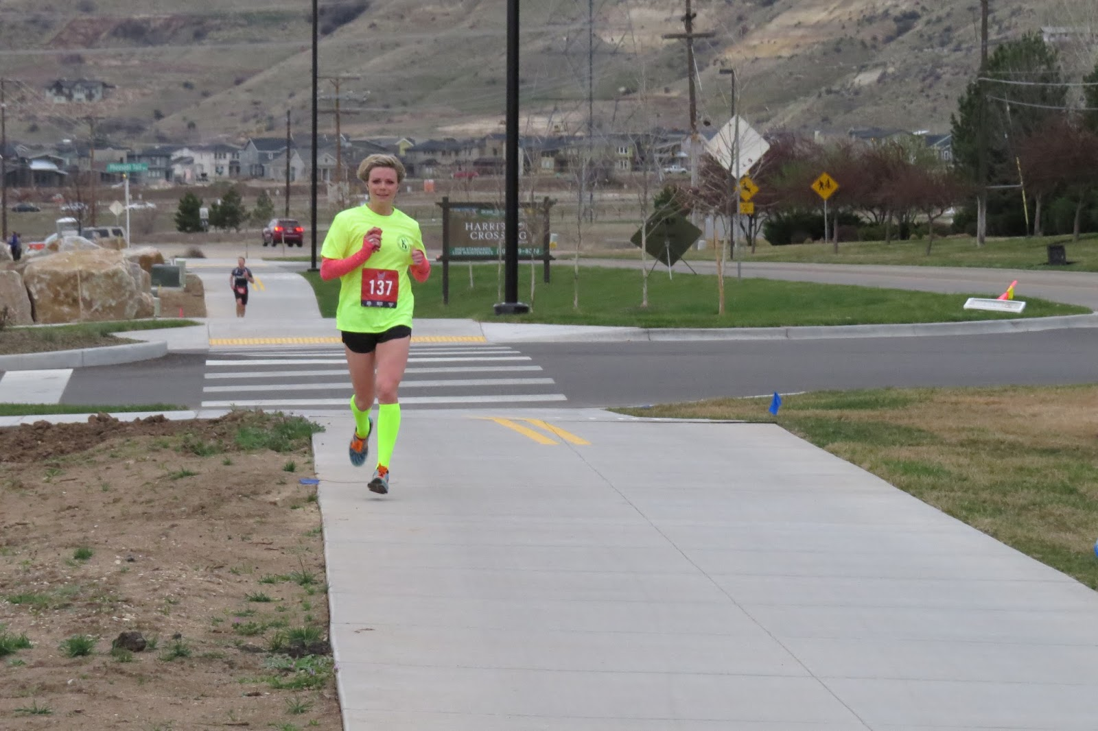 Volition America Half Marathon, Boise Idaho Half Marathon, Military Runner Boise Idaho