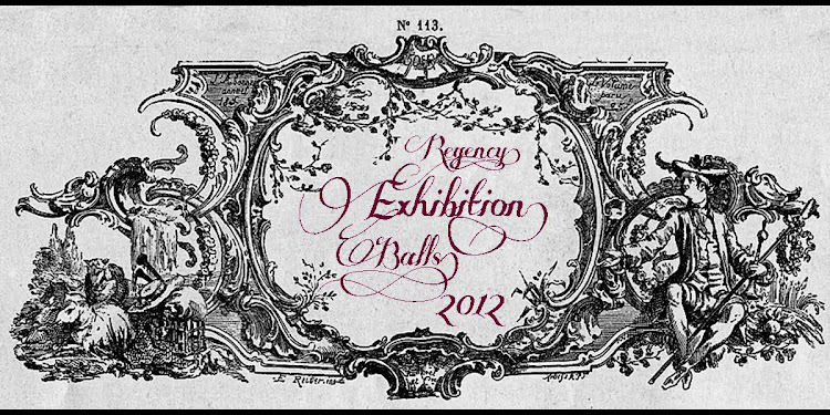 The Regency Exhibition Ball 2013