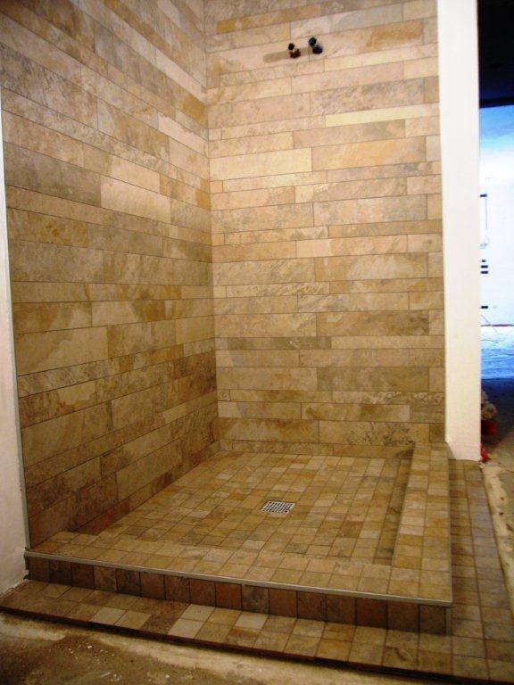Piatto doccia pluvio gabbatore mattia - Piatto doccia piastrelle ...