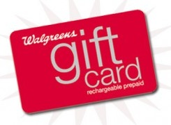 Walgreens GC Giveaway