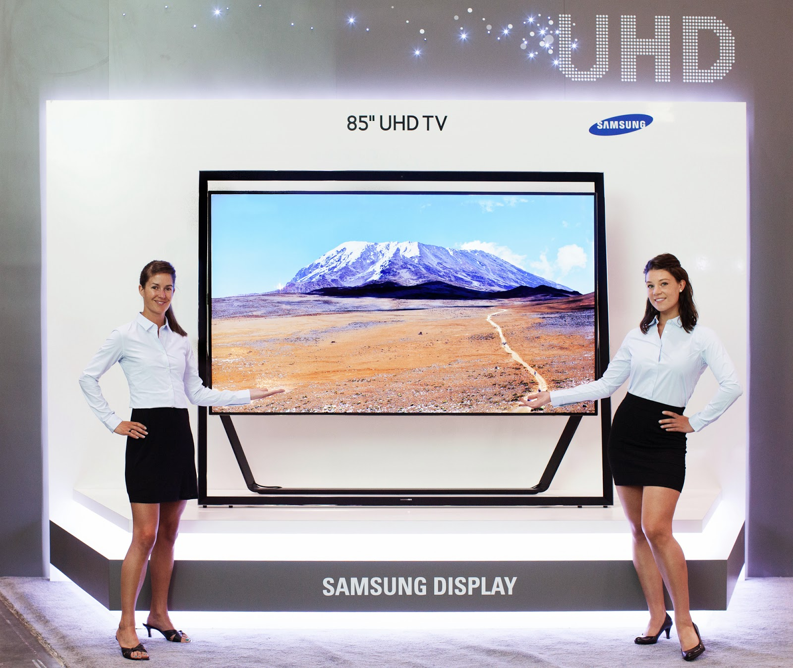 Review Samsung SUHD TV - Samsung UHD TV