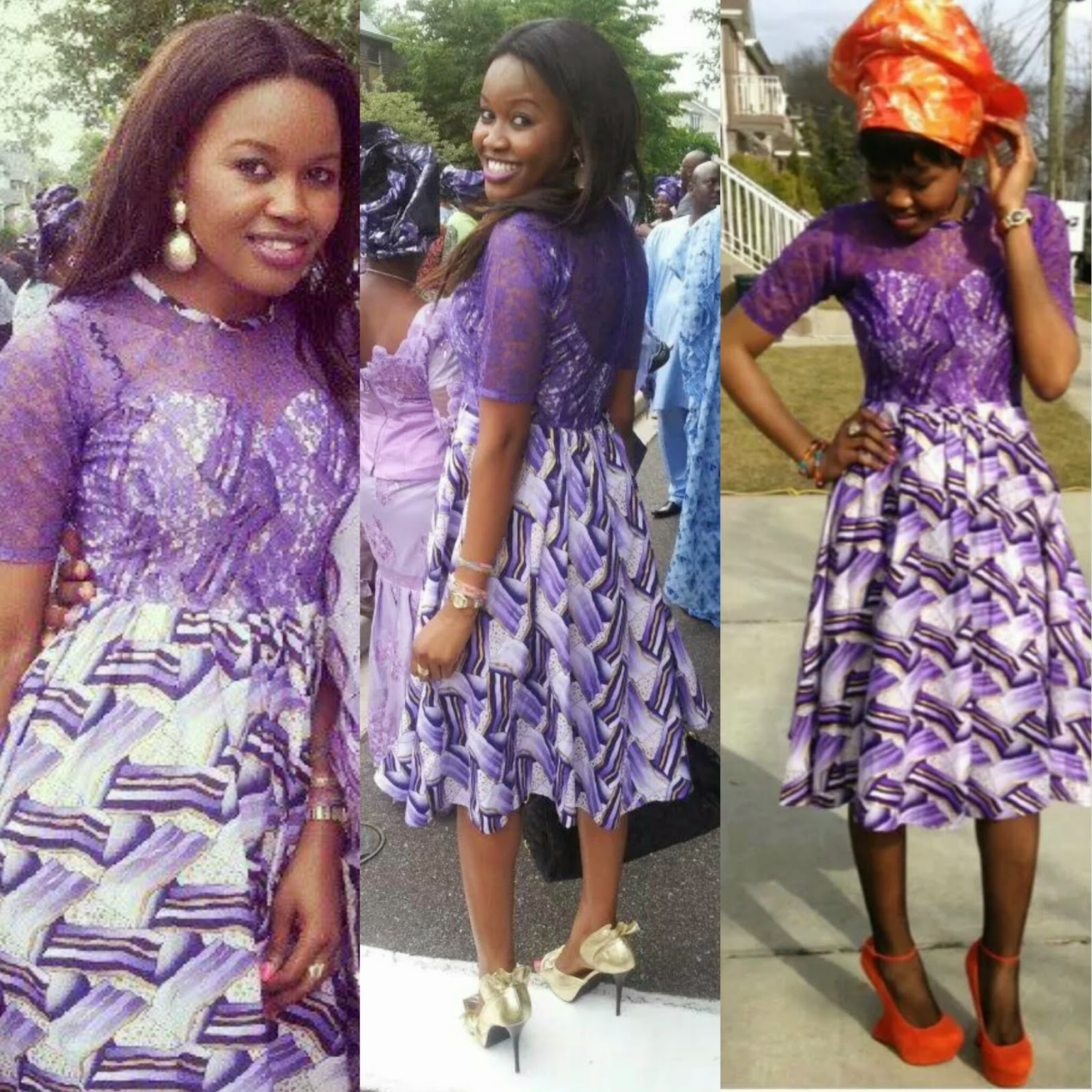 Same Dress Styled 2 Different Ways On Two Days And Occasions Wedding Church
