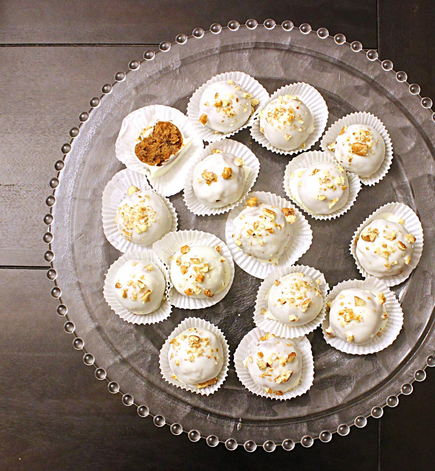 Soft Gingersnaps With White Chocolate Cream Cheese Frosting Recipes ...