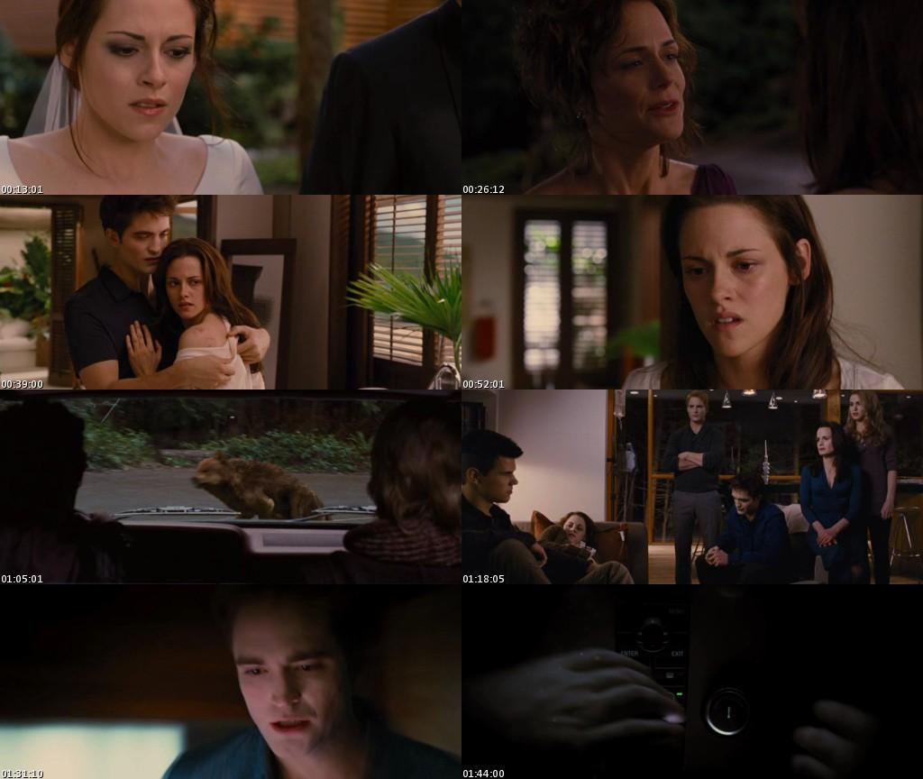 La Saga Crepúsculo: Amanecer (Parte 1) (2011) [BRScreener] [Español]