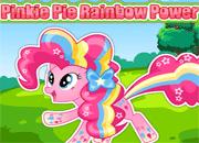 Pinkie Pie Rainbow Power Style