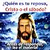 ¿Quién es tu reposo, Cristo o el sábado? - Powerpoint
