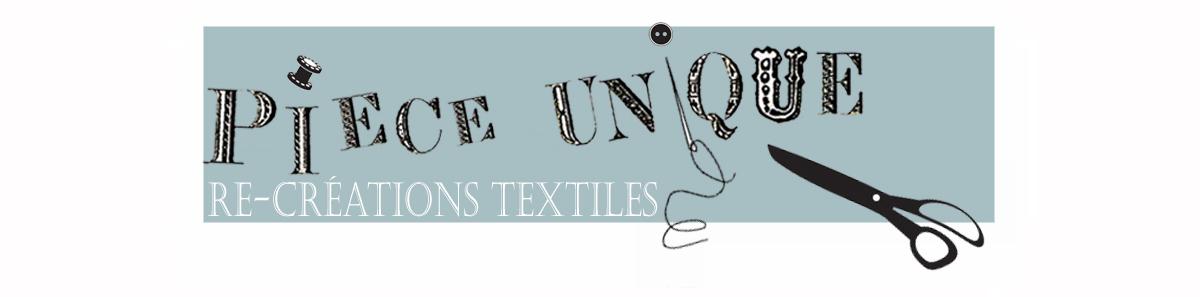 Pièce Unique Créations Textiles