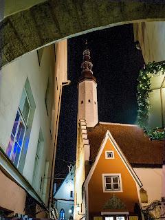 Церковь Святого Духа в Таллинне