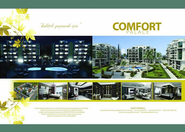 Comfort Palace Antalya