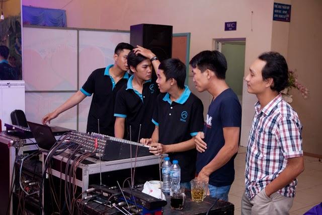 Tuyển nhân viên Kỹ thuật âm thanh ánh sáng đi xuất khẩu lao động tại Macao