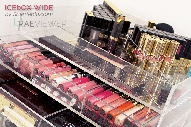 The RAEviewer - A blog about luxury and high-end cosmetics Makeup Collection + Organization with Sherrieblossomu0027s ICEbOX Photos u0026 Review & The RAEviewer - A blog about luxury and high-end cosmetics: Makeup ...