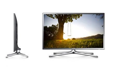 Samsung f6200 samarttv senza 3d for Differenza tra mp3 e mp4