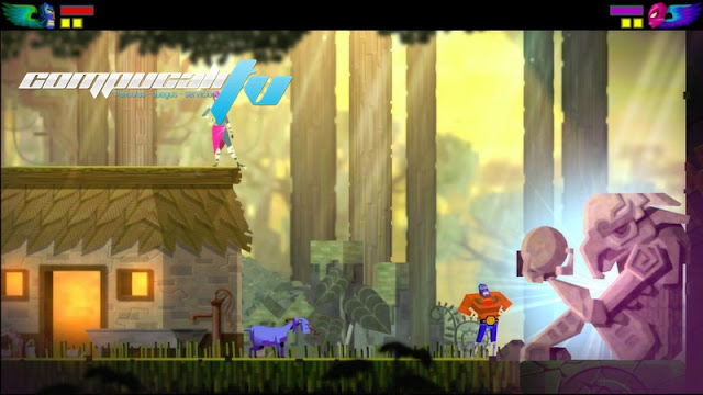 Guacamelee Super Turbo Championship Edition PC Español