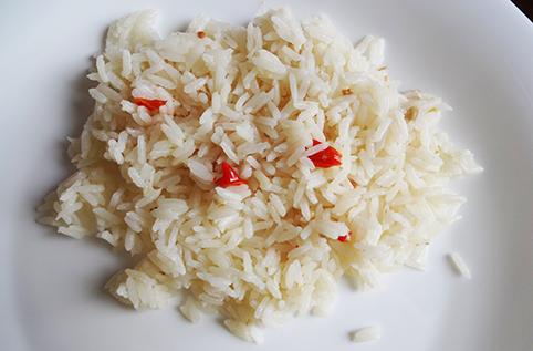 cozinhar arroz pitacos de lua