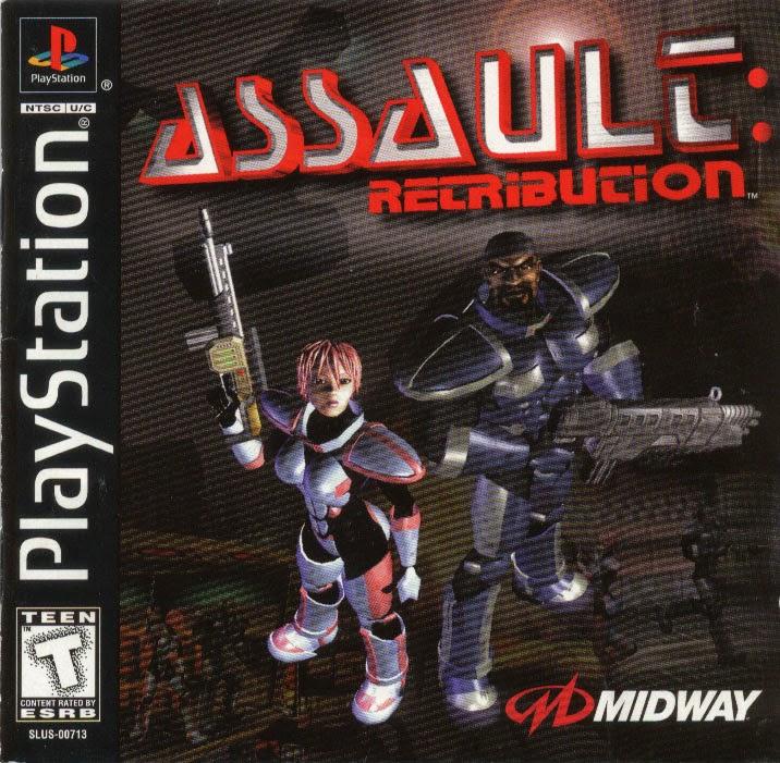 Assault Retribution   El-Mifka