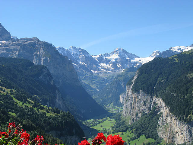 Wengen - Ένα κλασικό θέρετρο των Άλπεων στην Ελβετία.