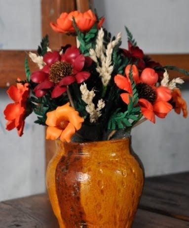 Kerajinan Bunga Kering Buatan Tanganmu Sendiri