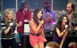 Jennette McCurdy, Daniella Monet and Victoria Justice