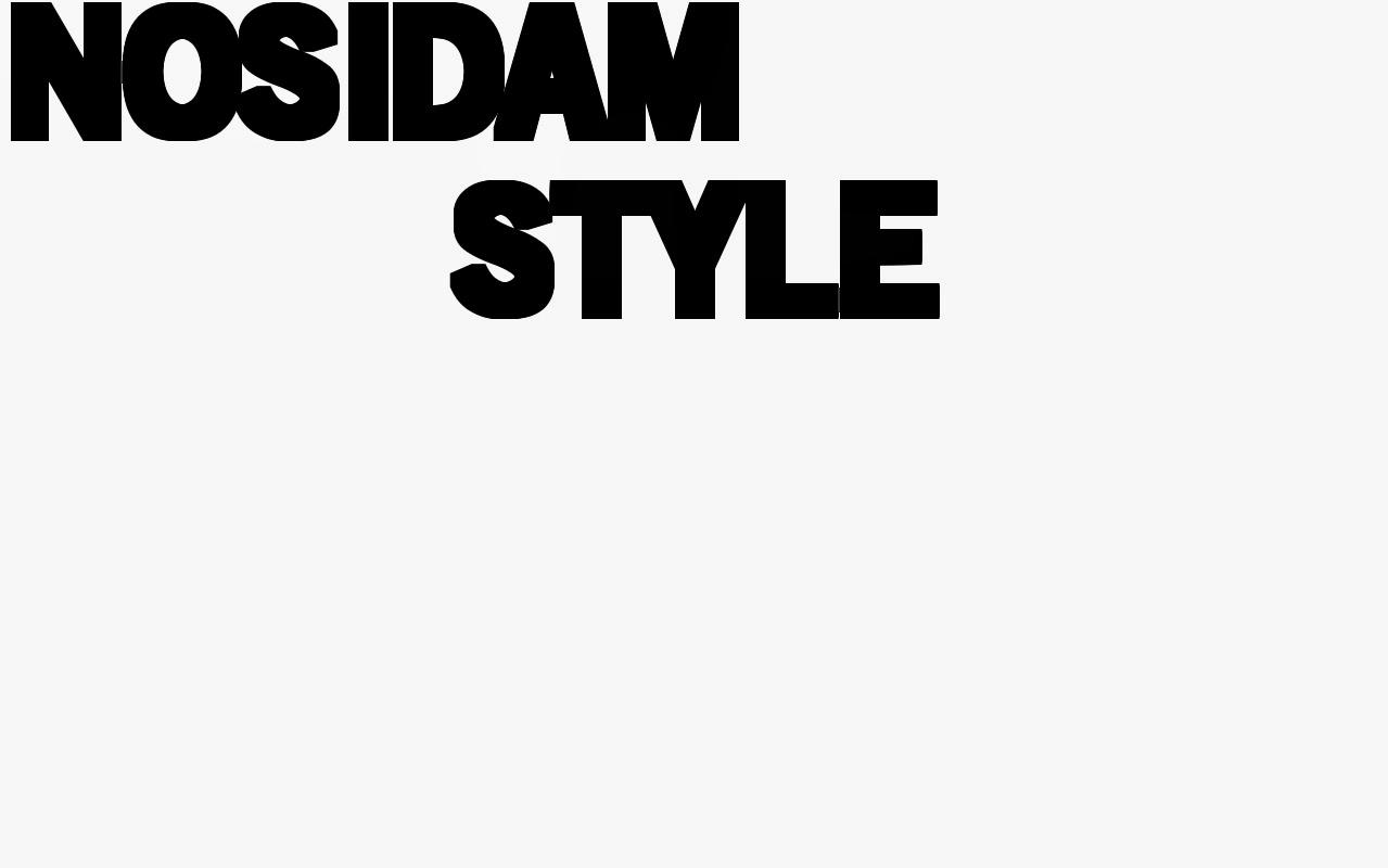 Nosidam Style