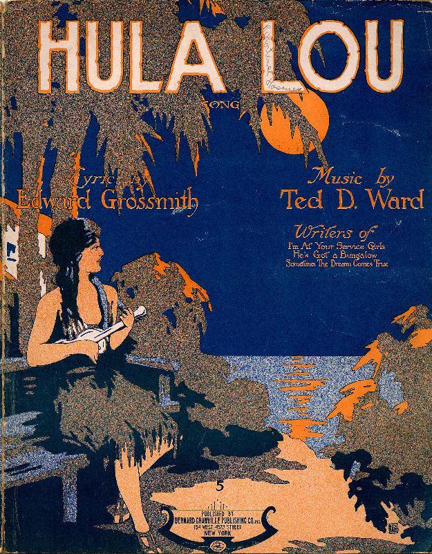 Ukulele Oldies: Hula Lou