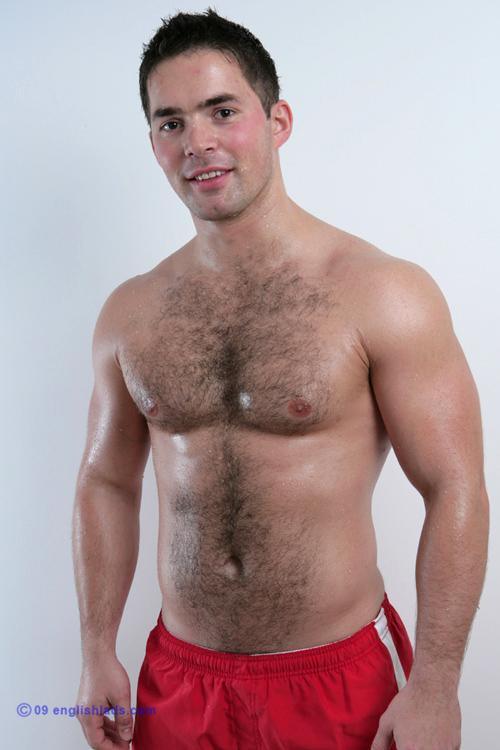 Homens Pelados Musculosos