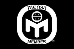 Mensa Member