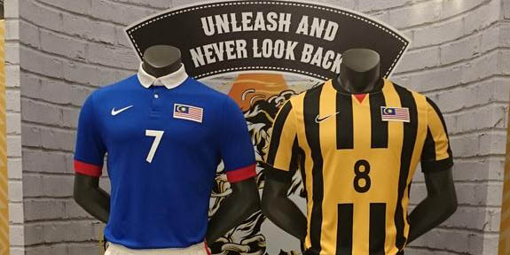 nike malaisie jersey