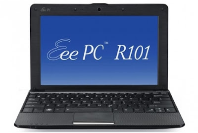 ASUS Eee PC R101D / 10.1-inch Netbook review