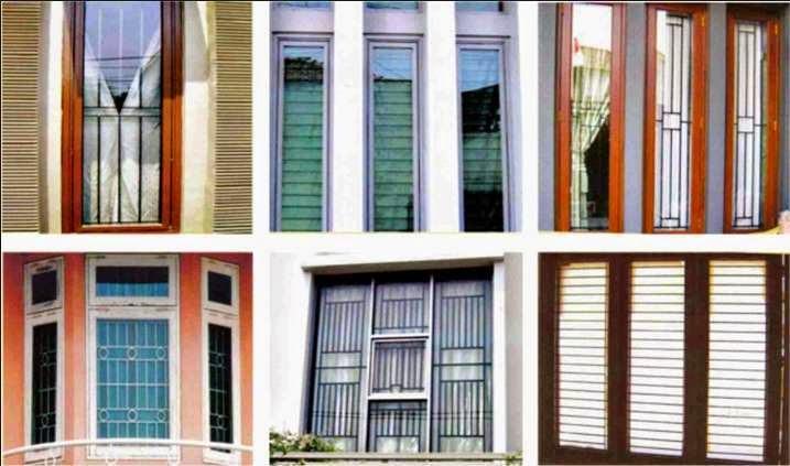 jendela rumah minimalis 2