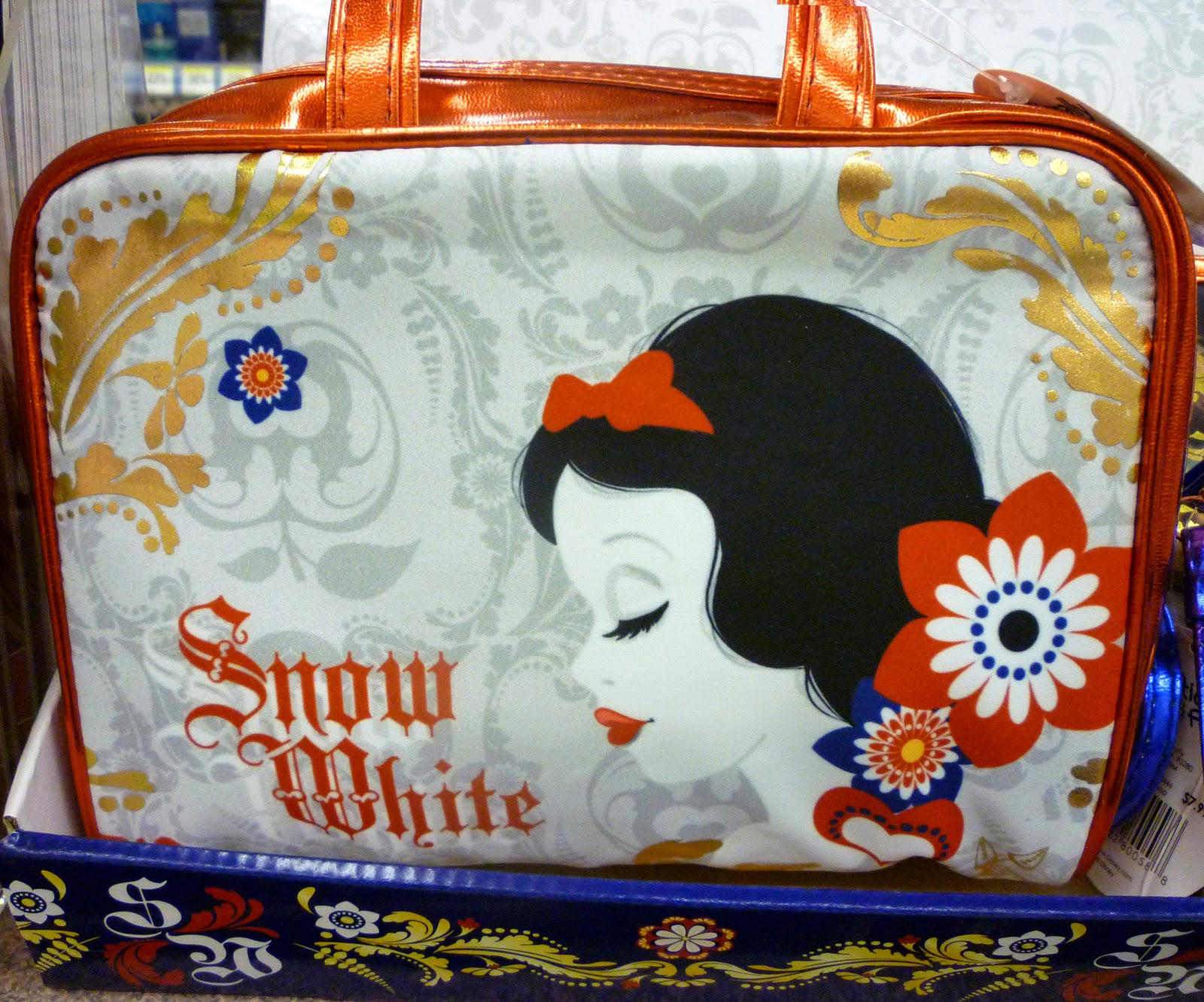 Out This Year's Snow White
