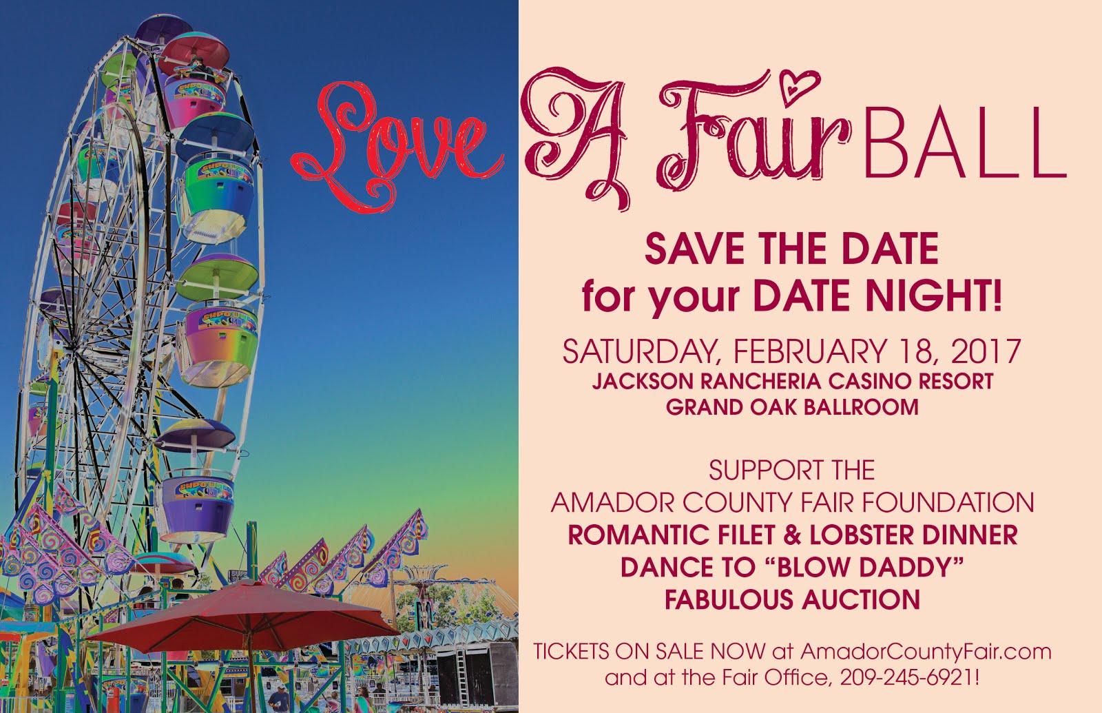 Love A Fair Ball - Sat Feb 18