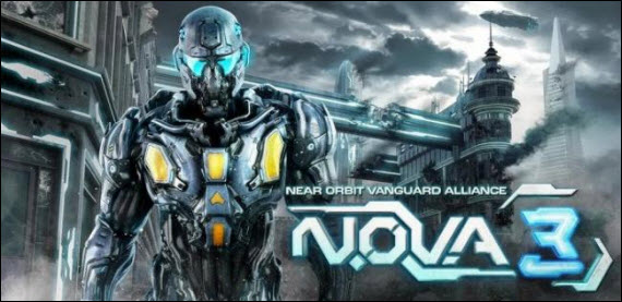 N.O.V.A. 3 aterriza en Windows Phone