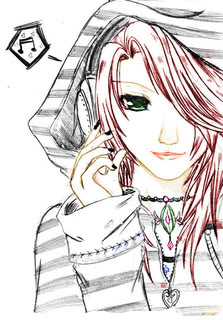 Listening To Music Anime Images & Pictures - Becuo