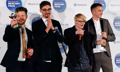 Alt-J - Mercury prize winners 