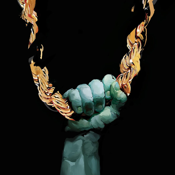 Run The Jewels - Oh My Darling Don't Cry - Single Cover