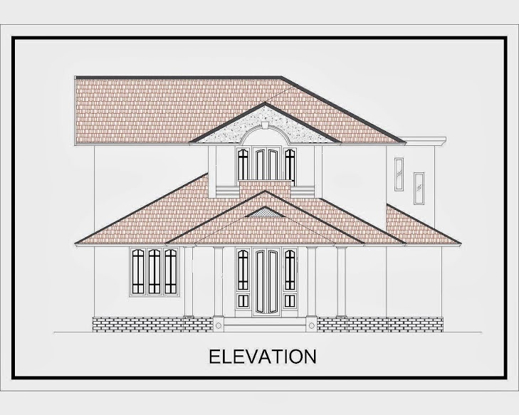 Malayala manorama house plan joy studio design gallery for Veedu elevation