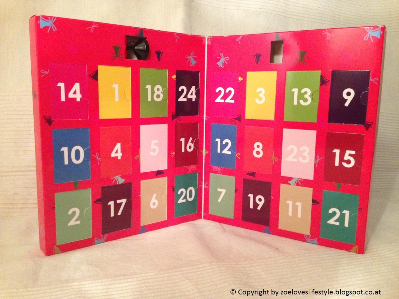 zoe loves lifestyle ciat adventskalender 2013 i have it. Black Bedroom Furniture Sets. Home Design Ideas