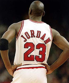 Michael Jordan (G.O.A.T)