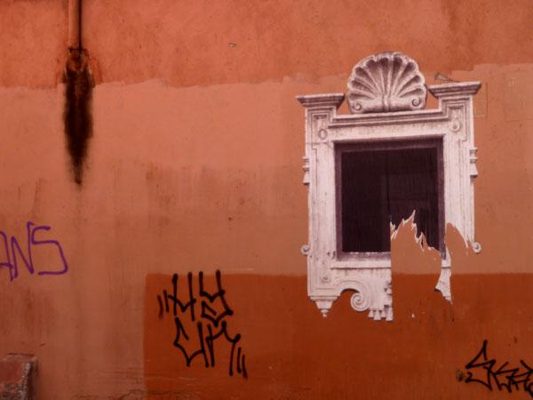 Aaa accademia affamati affannati roma trastevere la falsa finestra - Finestra su trastevere ...