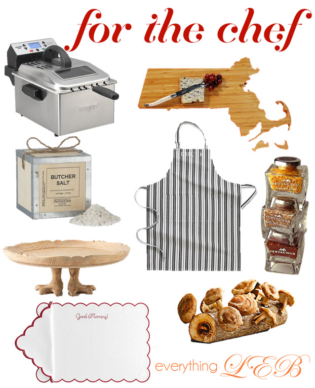 Everything Leb Leb Holiday Gift Guide For The Chef