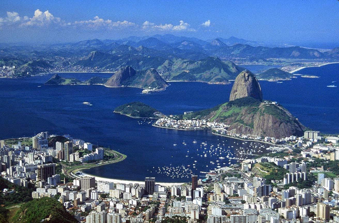 ¡Latinoamérica es colosal!