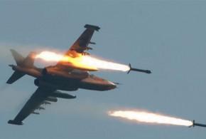 Salah Sasaran Jet Tempur Rusia Bom Iringan Konvoi Milisi Syiah