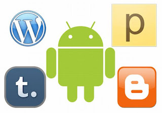 Top Android Apps for Crazy Bloggers