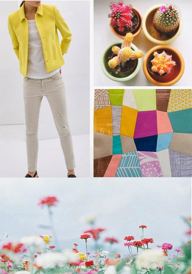 primavera - colores pastel