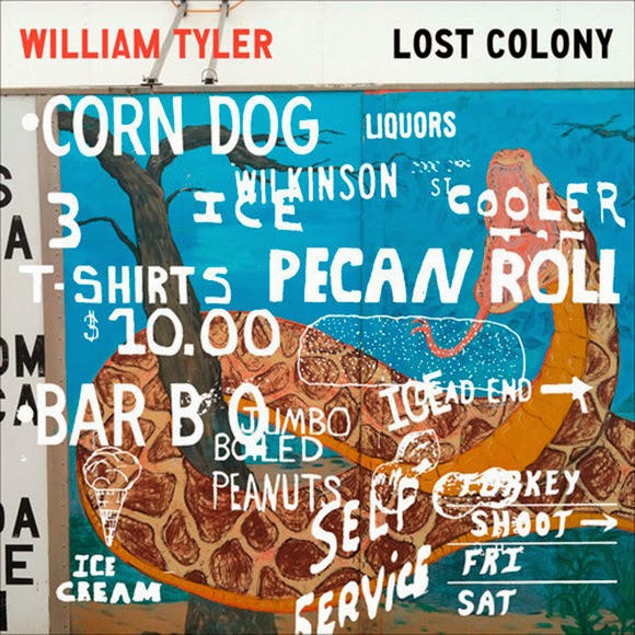William Tyler - Whole New Dude